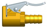 Адаптер для присоединения шланга к груз. вентилю  R-0985-2